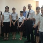 International exchange: Jacek Koziel on his Uzbekistan Fulbright Specialist experience
