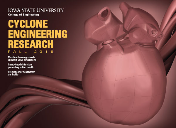Cyclone Engineering Research magazine cover