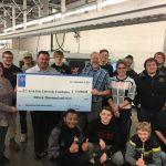 Gene Haas Foundation Manufacturing Scholarship awarded to ISU ABE