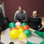 Engineering learning communities bring students together