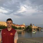 Outstanding senior fall 2019 – Michael Peterson