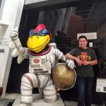 Nicholas Wijaya named fall 2019 student marshal