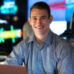 Nikita Kozak named spring 2020 College of Engineering student marshal