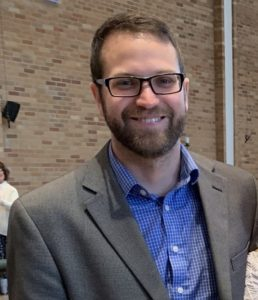 Headshot of ME faculty member Travis Sippel