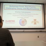 Multiphase flow course offers unique hands-on learning and research experiences
