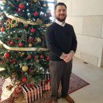 Joseph Filbert receives prestigious Rickover Fellowship