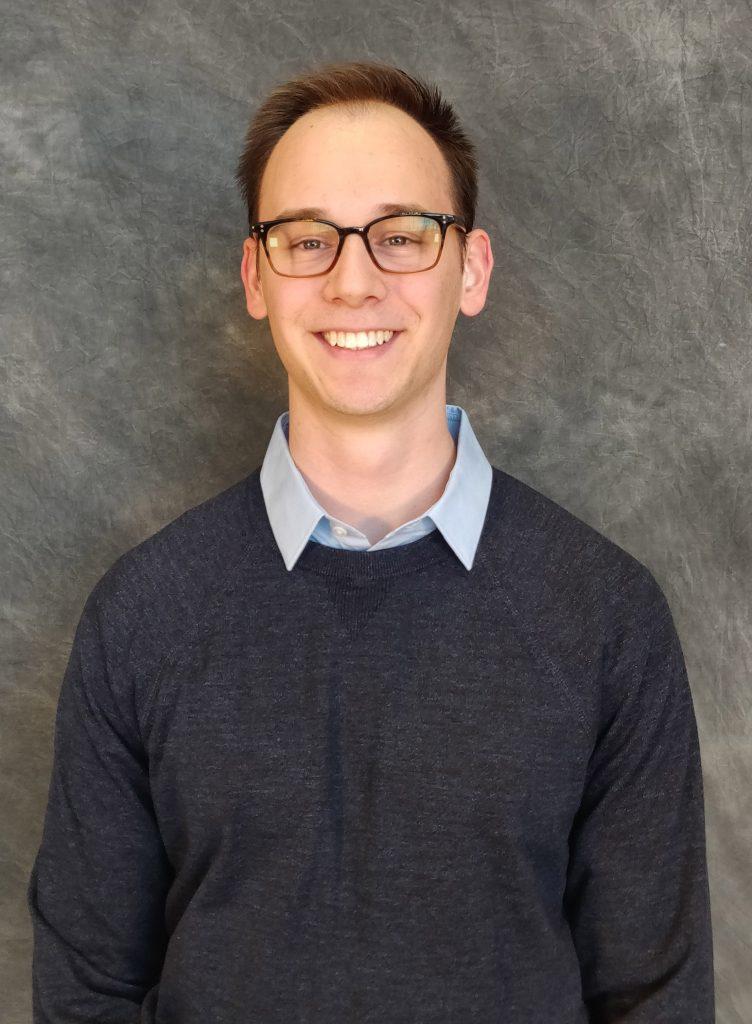 Mechanical engineering graduate student Adam Thelen