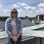 Angela Schauer: Outstanding senior in software engineering