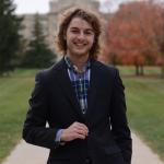 Austin Angel: Outstanding senior in chemical engineering