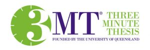 3-Minute Thesis Logo