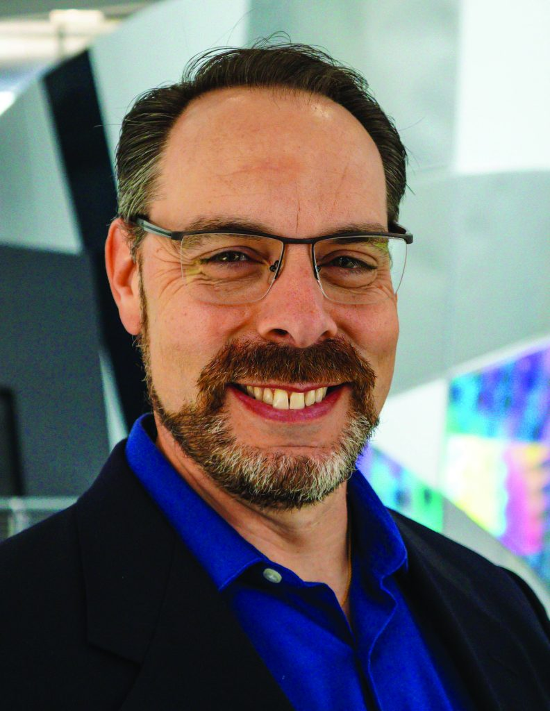 Mechanical engineering professor Eliot Winer
