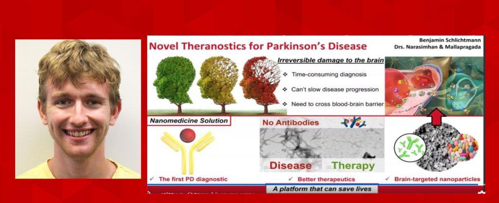 Ben Schlichtmann and research slide