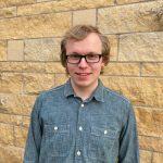 Aidan Sherburne: Outstanding senior in cyber security engineering