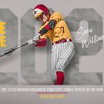Software engineering grad Sami Williams Named Iowa State's Female Athlete of the Year