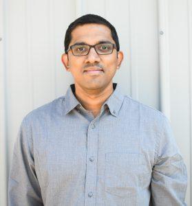 Headshot photo of Shahin
