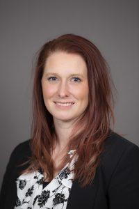 Headshot photo of Andrea Mauton smiling