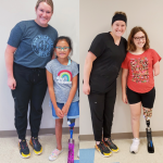 Student applies ME knowledge to develop prosthetics for amputee athletes