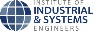 The logo for the Institute of Industrial & Systems Engineers