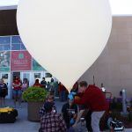 Fair food favorites fly far with M:2:I HABET balloon demonstration
