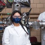 Undergrad research takes flight: MSE's Jun Cui mentor in Boeing research fellowship program