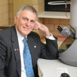 Ames Tribune: Nobel Prize Laureate and MSE Distinguished Professor Dan Shechtman visiting Ames