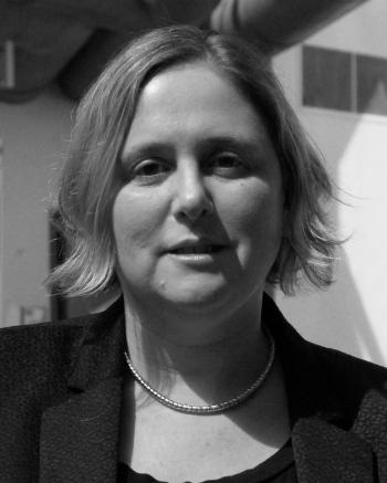A headshot of architecture professor Kimberly E Zarecor.