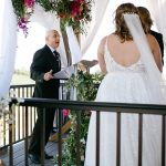 An unusual request: MSE's Alan Constant officiates graduate student's wedding