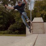 Relieving stress through skateboarding