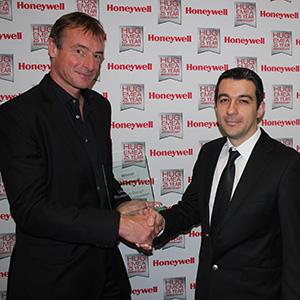 Dursun Can Ozcan_Honeywell Design Competition 2013